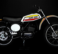 1974 Can-am 125 MX-1