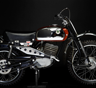 1972 DKW 125  Moto-Cross (MC)